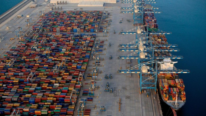 Khalifa Port to double container volumes in 2019, official says