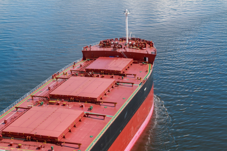 Foremost Group Takes Delivery of New Ship at Japan's Oshima Shipyard