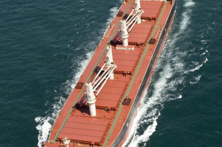 Eagle Bulk Takes Delivery of M/V Southport Eagle