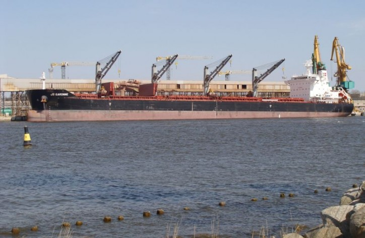 Eagle Bulk takes delivery of Crown-63 Ultramax bulk carrier Stonington Eagle