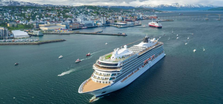 VARD taps TMC for Viking Cruises compressors