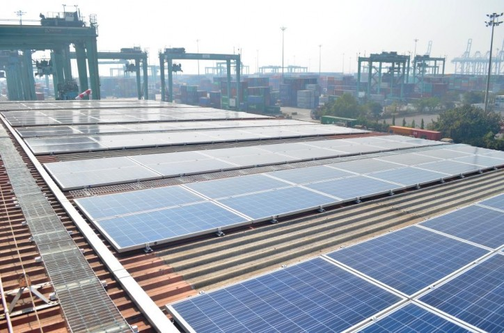 APM Terminals Mumbai Introduces Solar Power