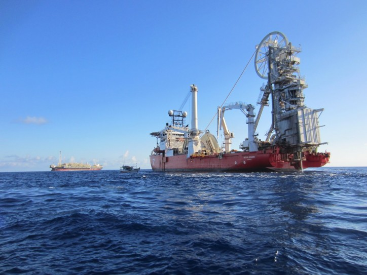 Subsea 7 awards letter of intent for new reel-lay vessel