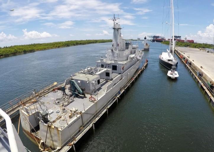 HMBS Nassau (P-61)