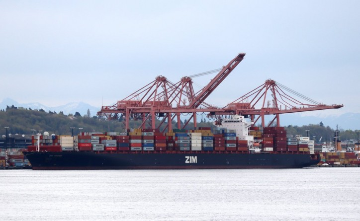 ZIM returns to The Northwest Seaport Alliance's North Harbor
