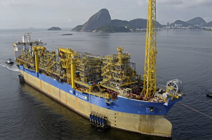Oil production starts at third FPSO unit off the shore of Brazil