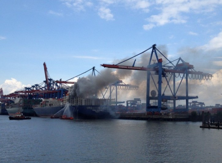 ABS Expands Industry-leading Guidance for Fire Protection on Containerships