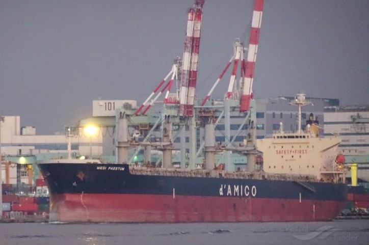 d'Amico Group Joins Supramax RSA