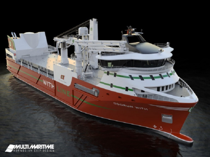 MAN Cryo to Supply LNG Fuel-Gas System for Gas-Battery Propulsion System