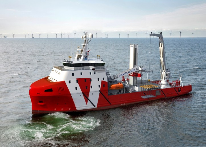 VIDEO: VOS Start and VOS Stone - Eagerly awaited walk-to-work offshore-support vessels