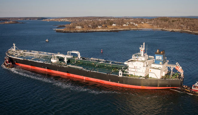 Overseas Shipholding Group, Inc. and Gunderson Marine Announce Major New Vessel Build