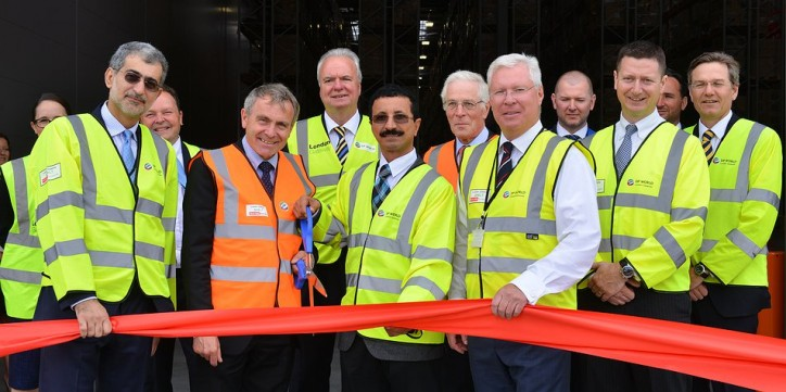 London Gateway Logistics Park opens its first distribution center