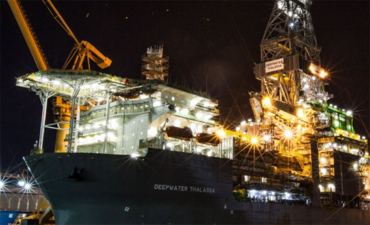 Transocean Ltd. Closes the Acquisition of Ocean Rig UDW Inc.