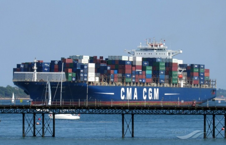 CMA CGM To Reorganise Its Offering Between Asia And West Africa