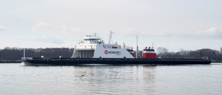 SEASPAN RELIANT - IMO 9764233