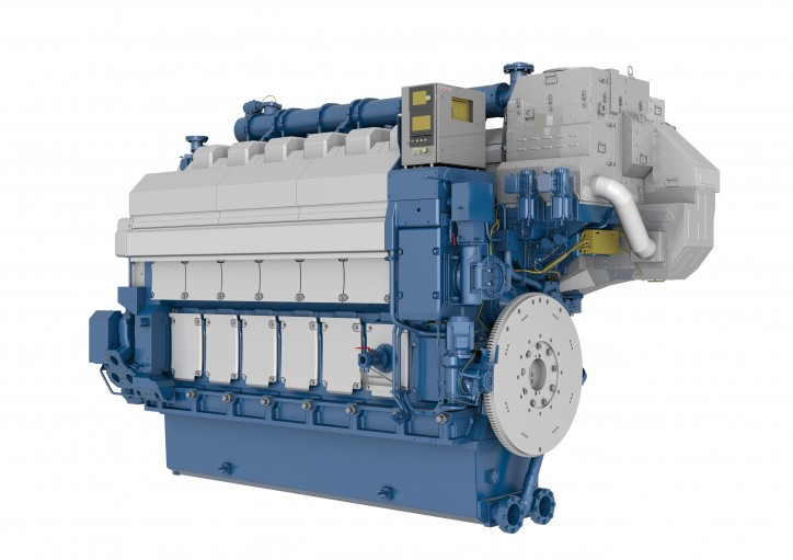 Wärtsilä 34DF engines awarded EPA Tier III emissions compliance certification
