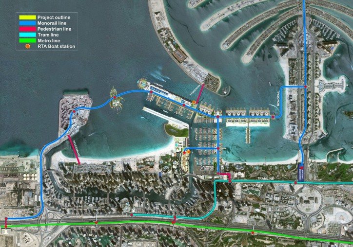 Van Oord Wins Contract for Dubai Island Megaproject
