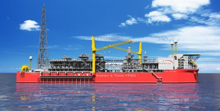 Sembcorp Marine secures contract from TechnipFMC for EPC works on Energean newbuild FPSO