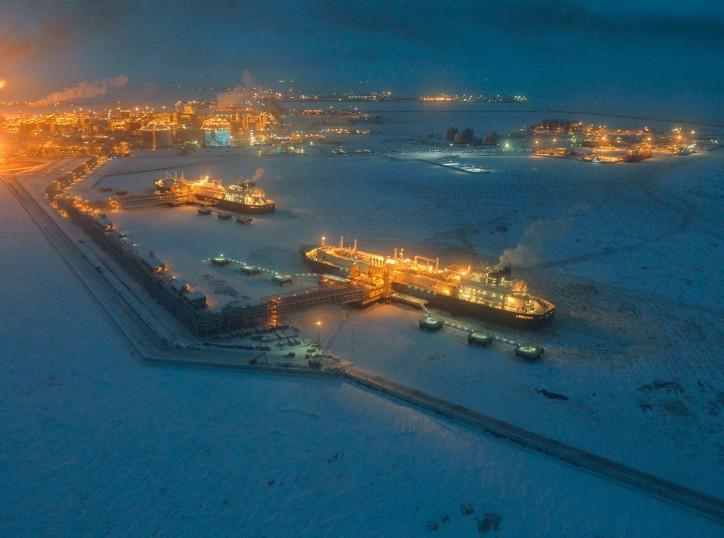 Yamal LNG shipped ten million tons