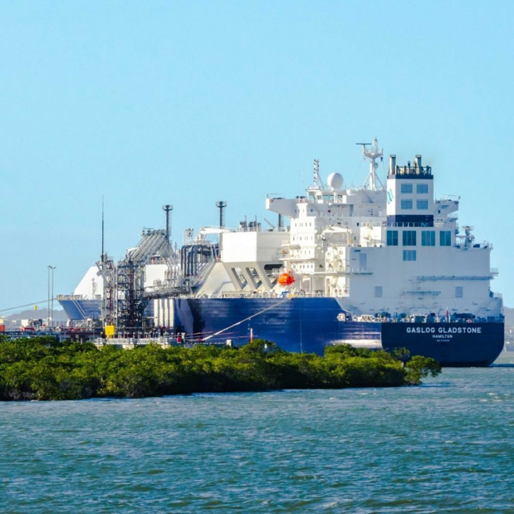 500th cargo sets sail for Shell's QGC business