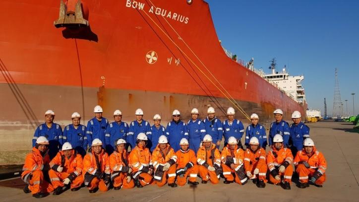 Bow Aquarius enters Odfjell's fleet