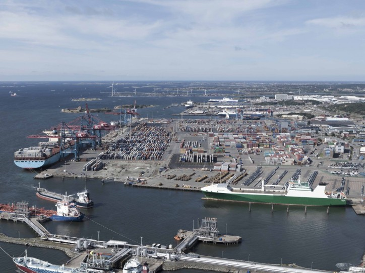 Gothenburg named the best logistics location in Sweden