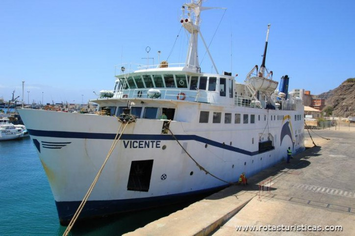 ferry vicente sank