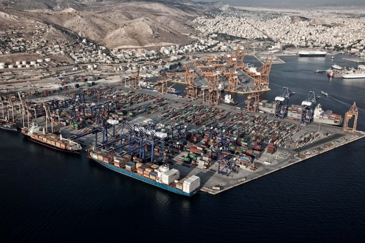 Greece Formally Approves Cosco's Bid for Piraeus Port