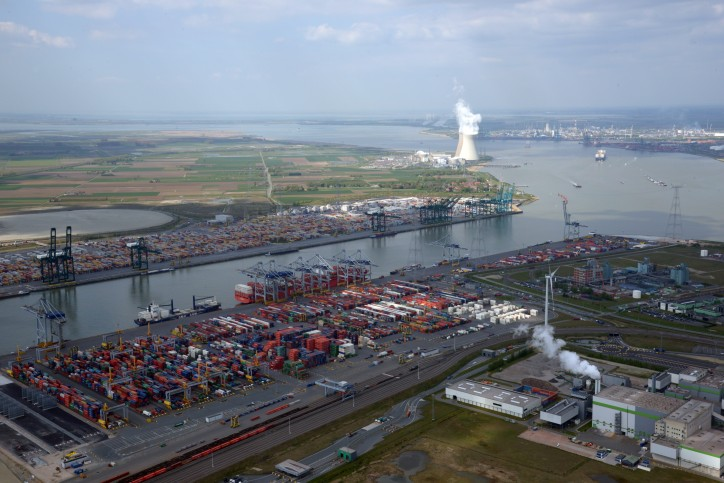 Port of Antwerp shows excellent report after nine months