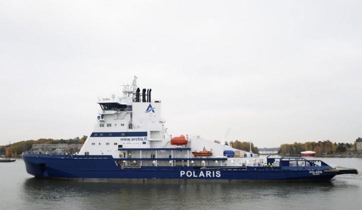 POLARIS - IMO 9734161