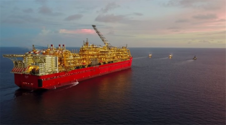 Video: Prelude FLNG arrives in Australia - A new era for the LNG industry