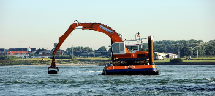 Van Oord awarded Dutch dike reinforcement project
