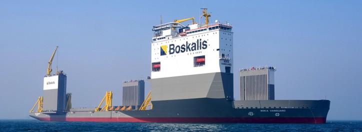 Boskalis creates new horizon in heavy marine transport