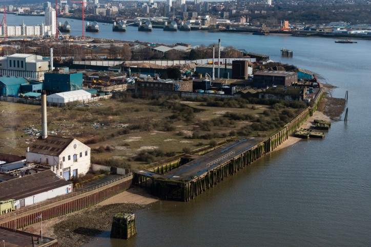 East London Wharf Set For Return To Cargo Handling