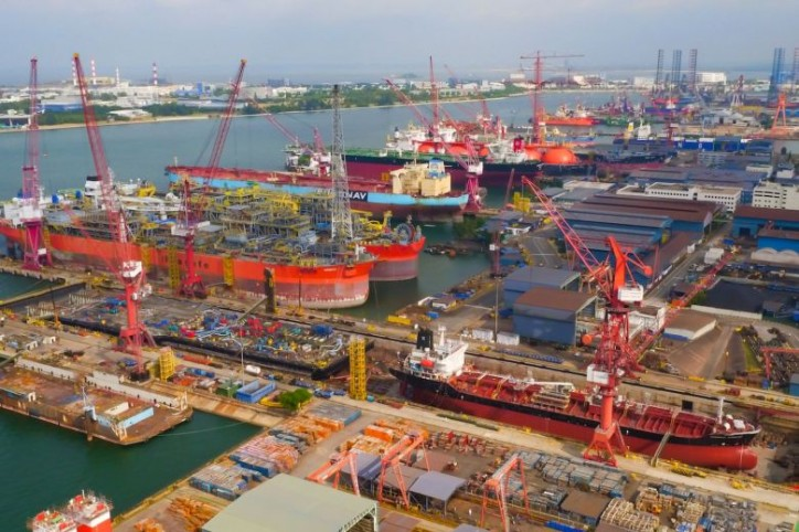 Keppel partners GTT on LNG solutions