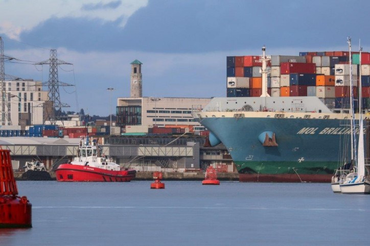 Kotug Smit Towage Starts Towing Operations In Southampton