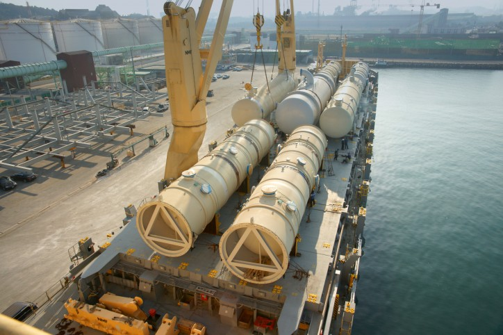 AAL Heavy lift and project cargo