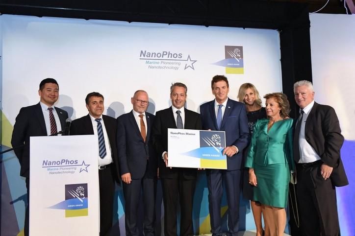 NanoPhos Marine: Nanotechnology for Green Award ships