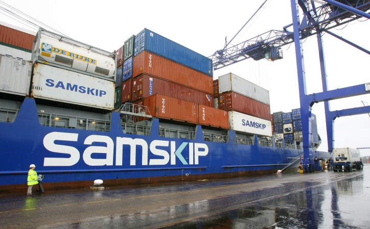 Samskip introduces new sailing schedule for its North Atlantic Service