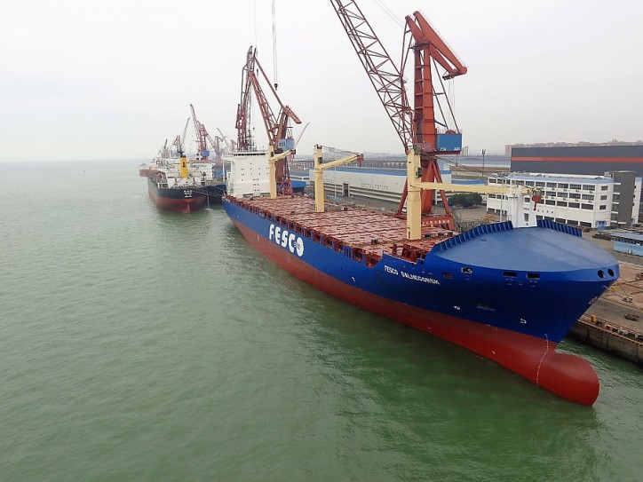 FESCO changes the rotation and the names of container lines from China and the Republic of Korea to Far Eastern ports