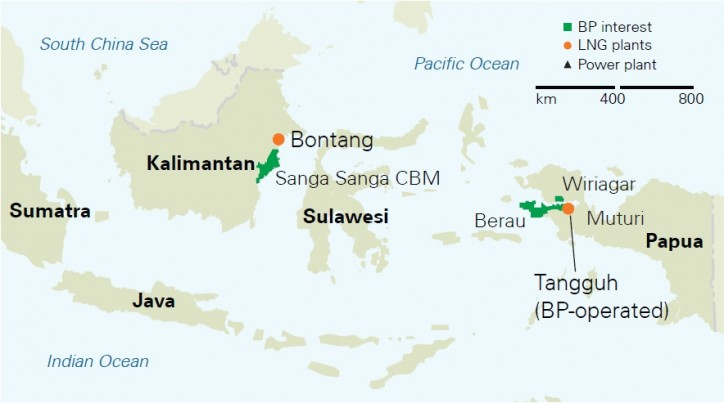 BP to Expand LNG Facility in Papua