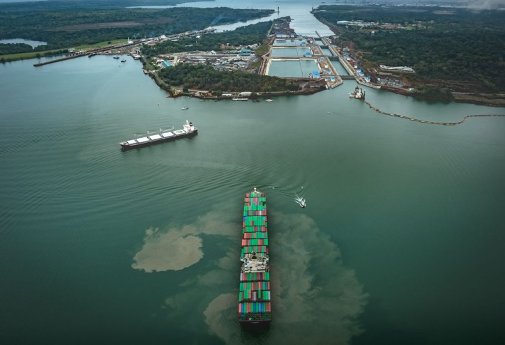 Panama Canal Announces New Tariffs For Neo Panamax Locks