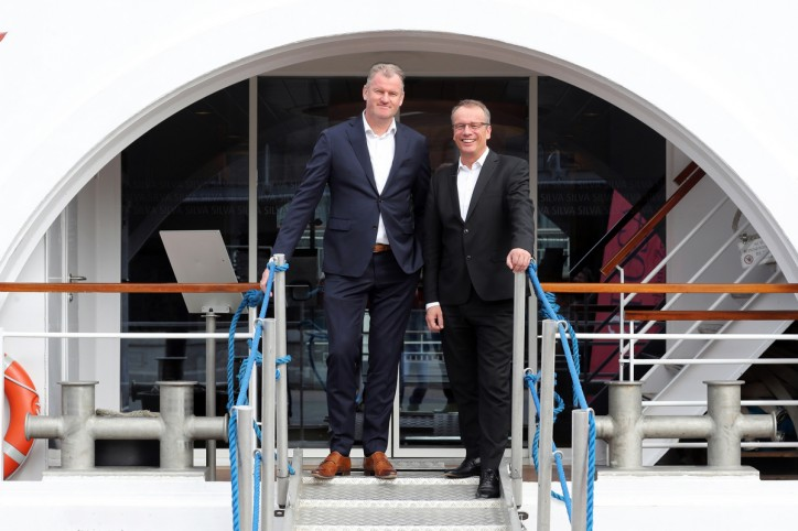 A-ROSA signs contract with Concordia Damen for River Cruise Vessel