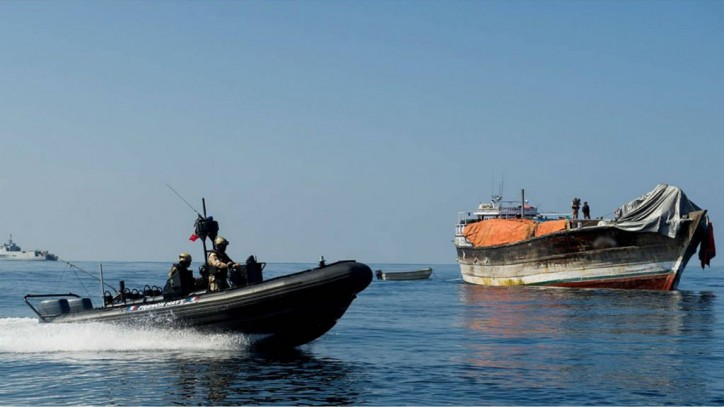 African leaders sign 'historic' deal to curb piracy, illegal fishing