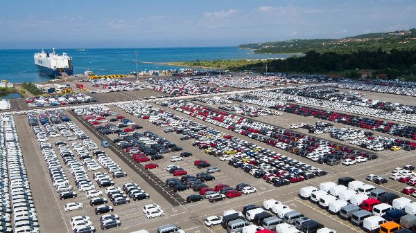 New investments at Port of Koper to facilitate car terminal operations and increase productivity