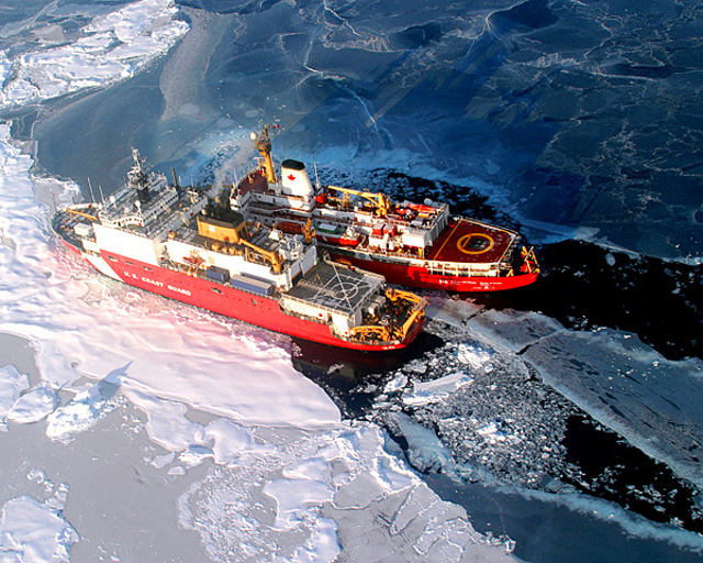 U.S. Coast Guard moves forward on new icebreakers