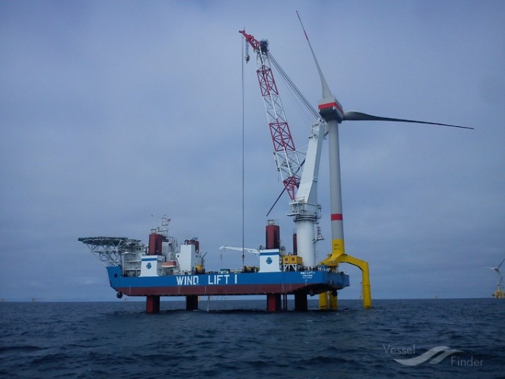 Harren & Partner To Become Technical Manager of jack-up vessel WIND LIFT I