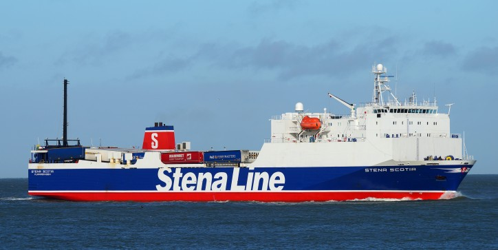 ABB's DEGO IV software delivers on fuel saving promise for Stena Line vessel