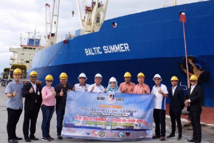 New liner shipping operations set to increase cross-border trade within BIMP-EAGA region