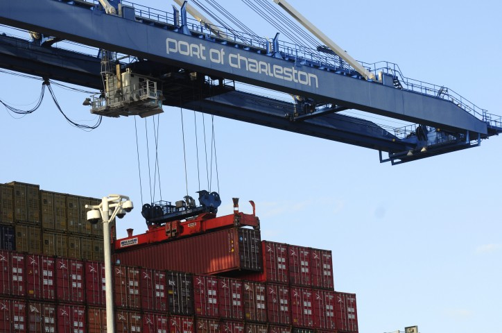South Carolina Ports Handles 10 Percent Container Growth in Record September
